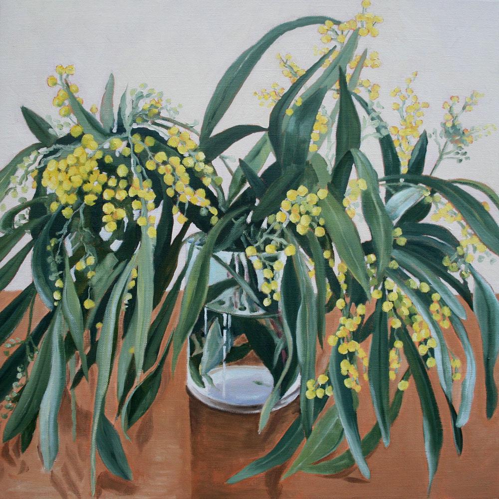 Spring Wattle - SOLD