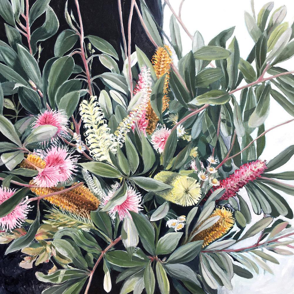 Native Bouquet - SOLD