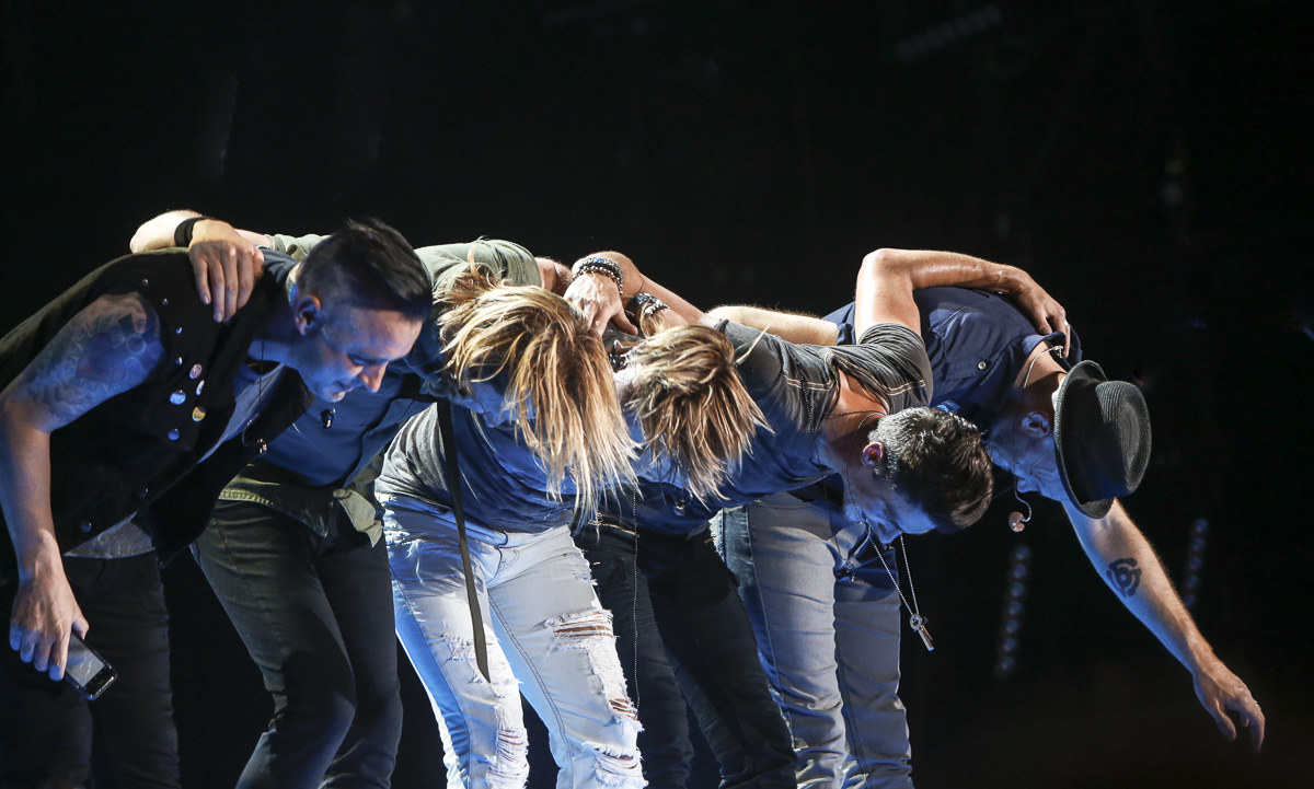 The final bow on my first CMA Fest... counting down the days until 2017...!
