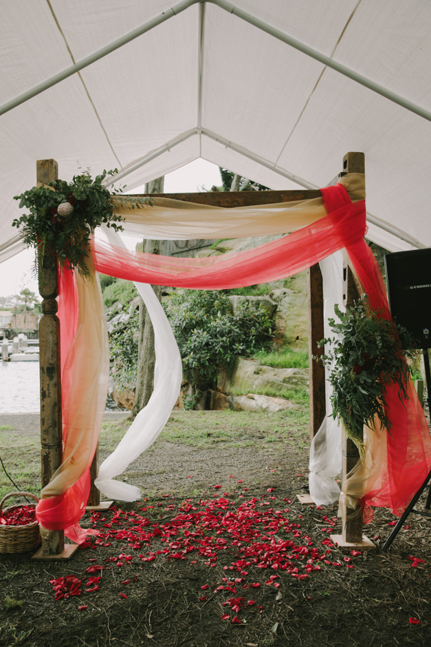 Sarah & Adit   Photography by One Day Somewhere for The Nook