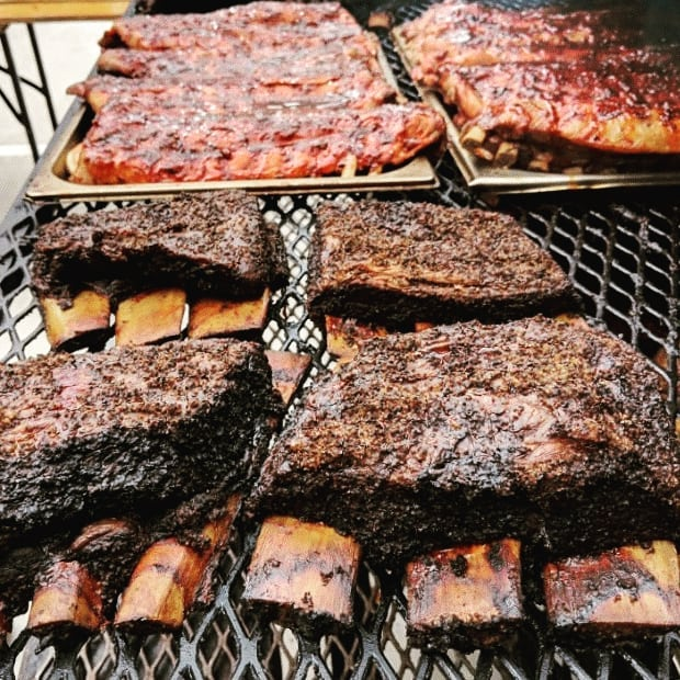 Last call for 'BBQ to your door' orders for Australia Day weekend. Download our function pack, or email events@burncitysmokers.com.au  Tomorrow morning is cut off. #burncitysmokers #bbqtoyourdoor #BBQ #bbq #brisket #ribs #smokedmeat #woodfired #homedelivered #bbqdelivery #australiaday #longweekend #melbourne
