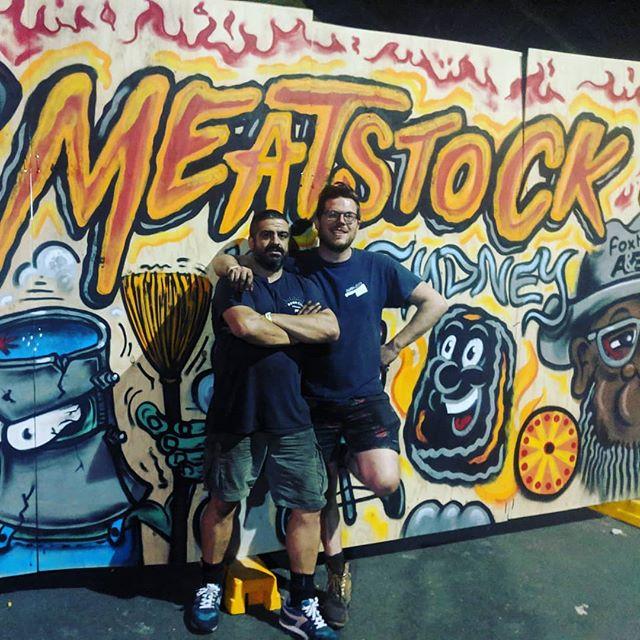Veni vidi vici. @meatstock #meatstock #meatstocksydney #bbq #burncitysmokers