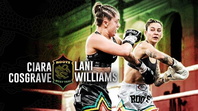Posted @withrepost • @rebellion_muaythai Ciara Cosgrave vs Lani Williams  now available to watch on our YouTube channel lin in bio  Roots Muaythai 12: Satisfy my Soul 20 July 2019 St Kilda Town Hall  Make sure you LIKE SHARE and SUBSCRIBE and keep a look out for all the awesome fights still to be uploaded from this amazing event.