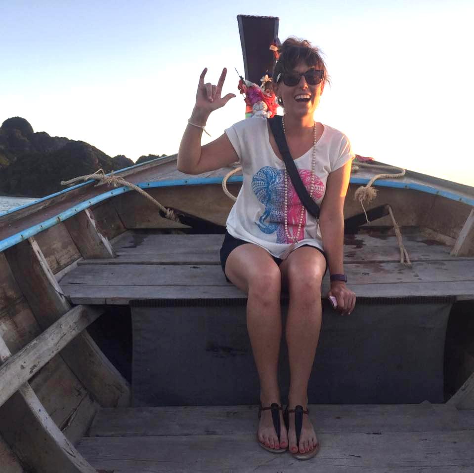 Brooke Roberts - Study Abroad Journal