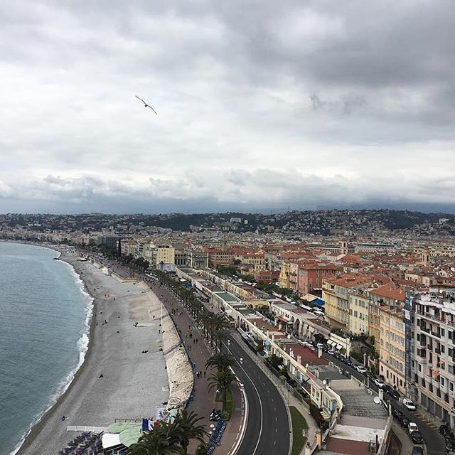so happy I can check this off my list! ✔️ such a beautiful place. bye Nice! ( #📷 @krystalinthecity via @latermedia )⠀ Where does study abroad take you? ⠀ --⠀ Want to share your #studyabroad adventures? Use hashtag #abroadjournal to be featured!
