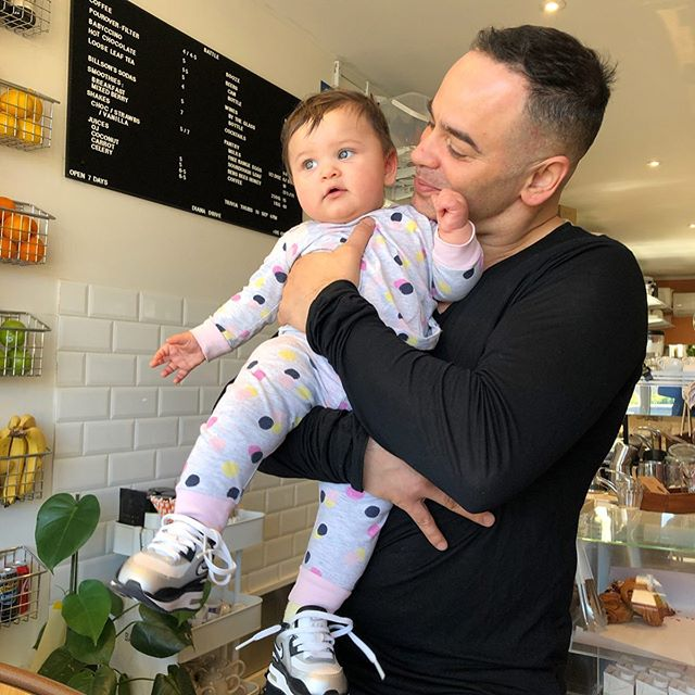 Happy 1st Fathers Day my love! Your love for Joy is the most beautiful thing to see 😍 No words can ever say how thankful I am for you being the husband and father that you are. Love you @garypintomusic