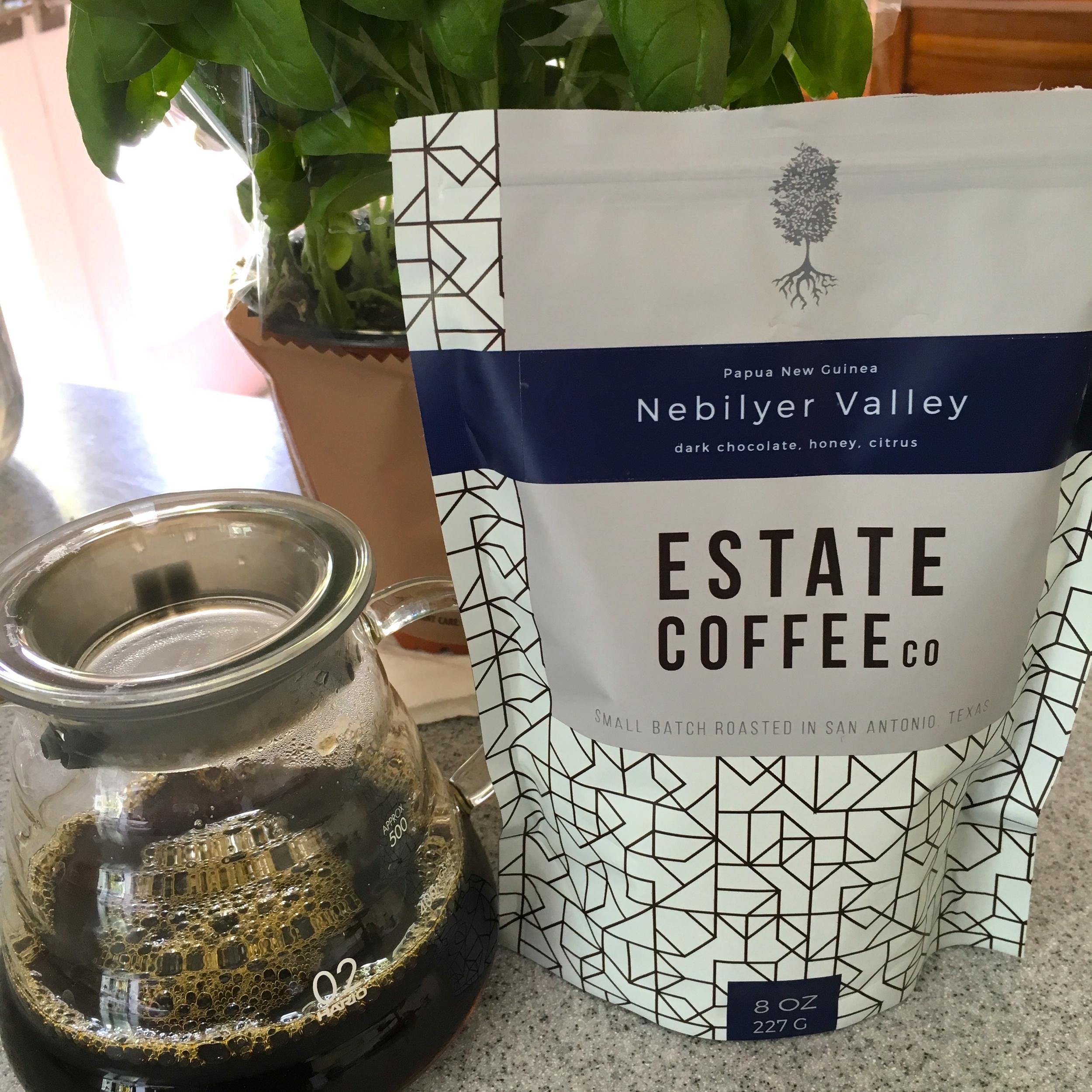 Coffee yield via Hario V60 Method