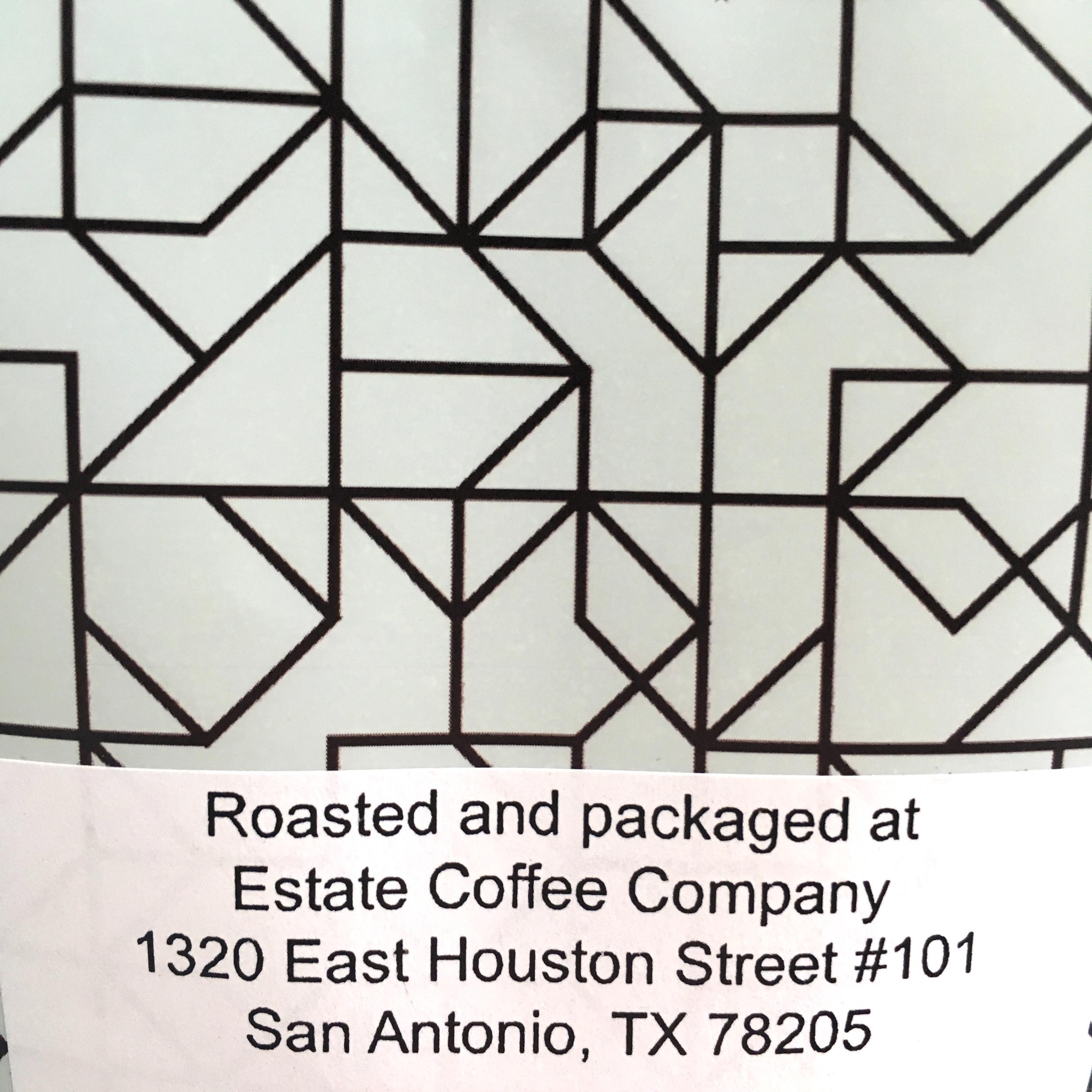 Estate Coffee Co. Information