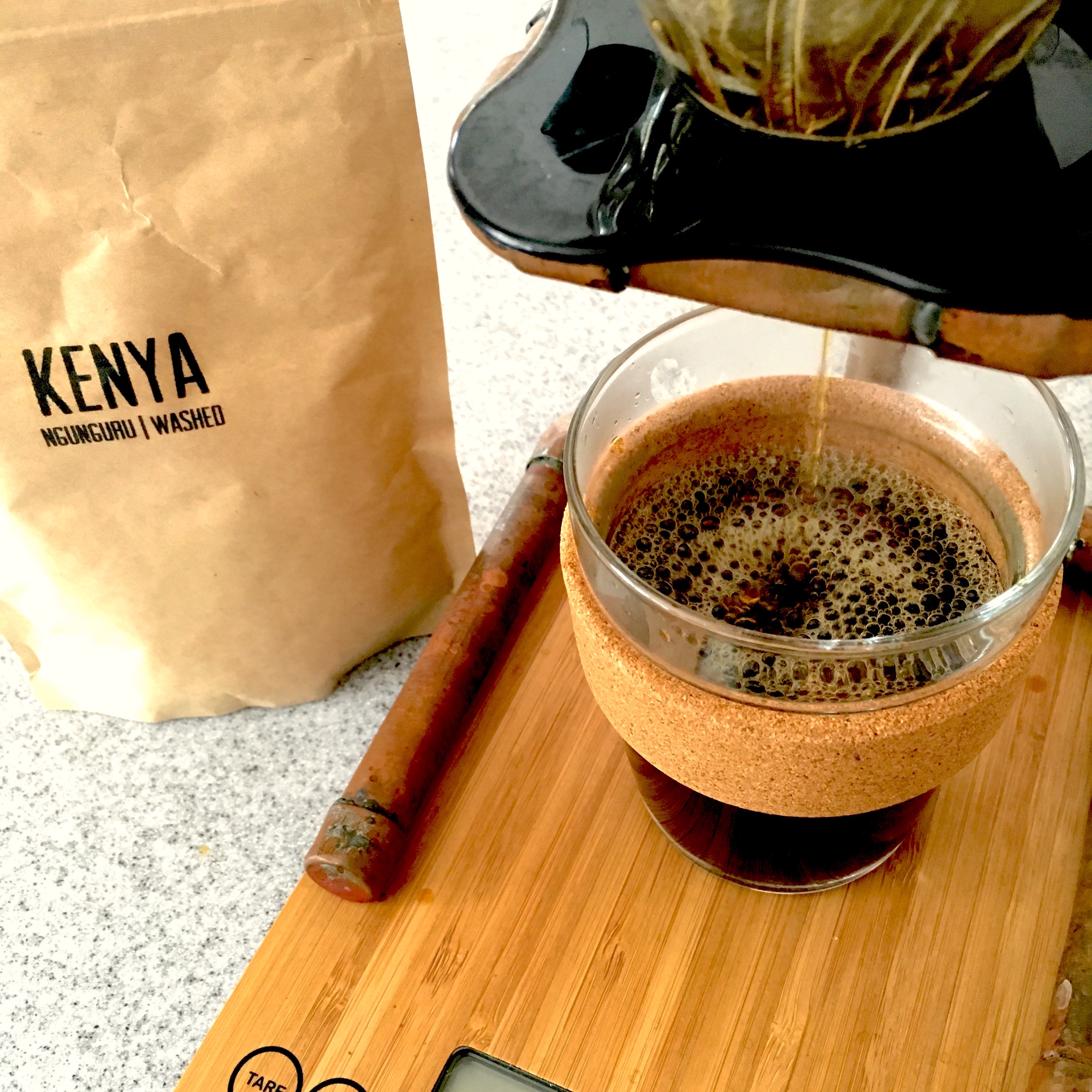 Coffee Yield With Hario V60 Pour Over Method
