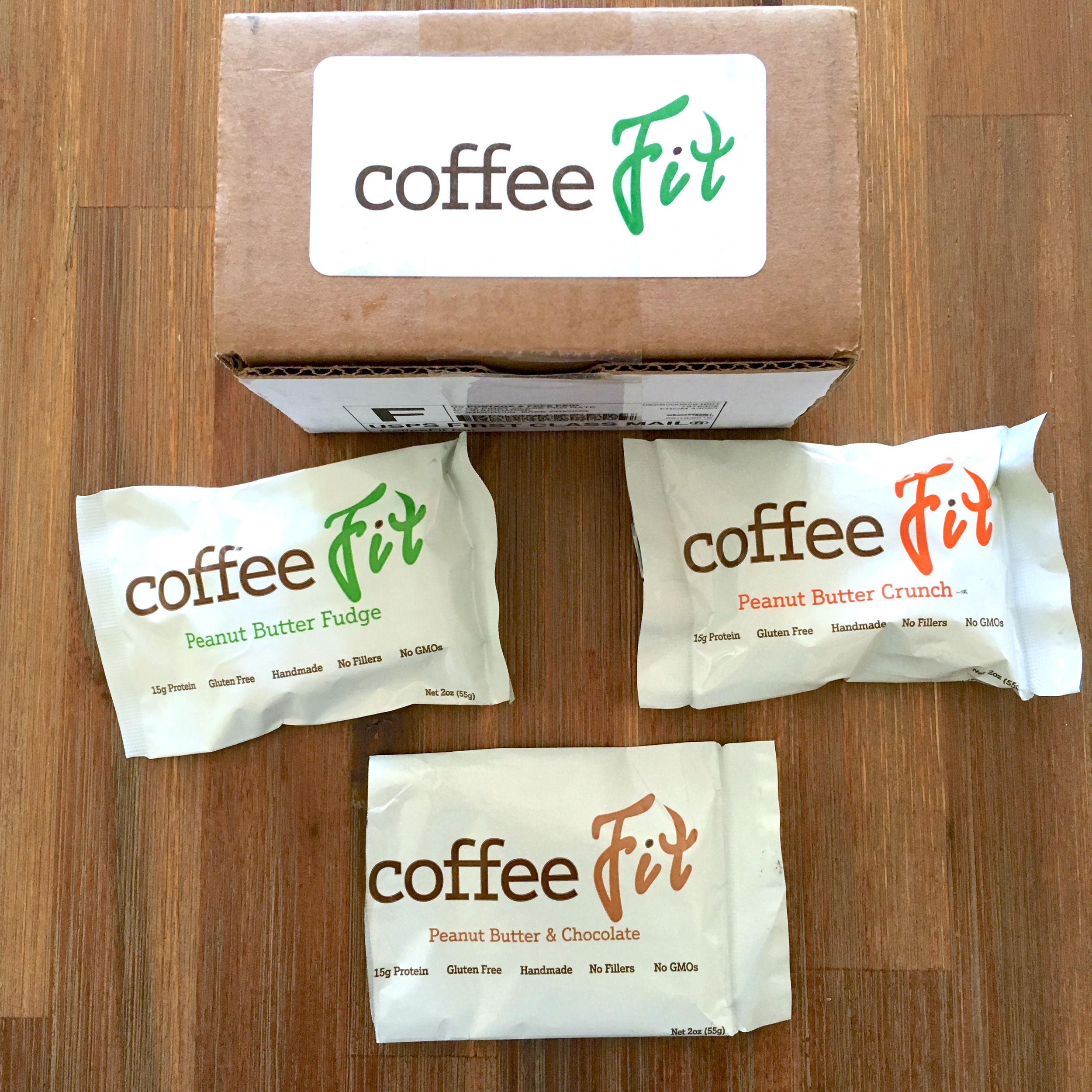 coffeeFit: The Perfect Pairing with Coffee
