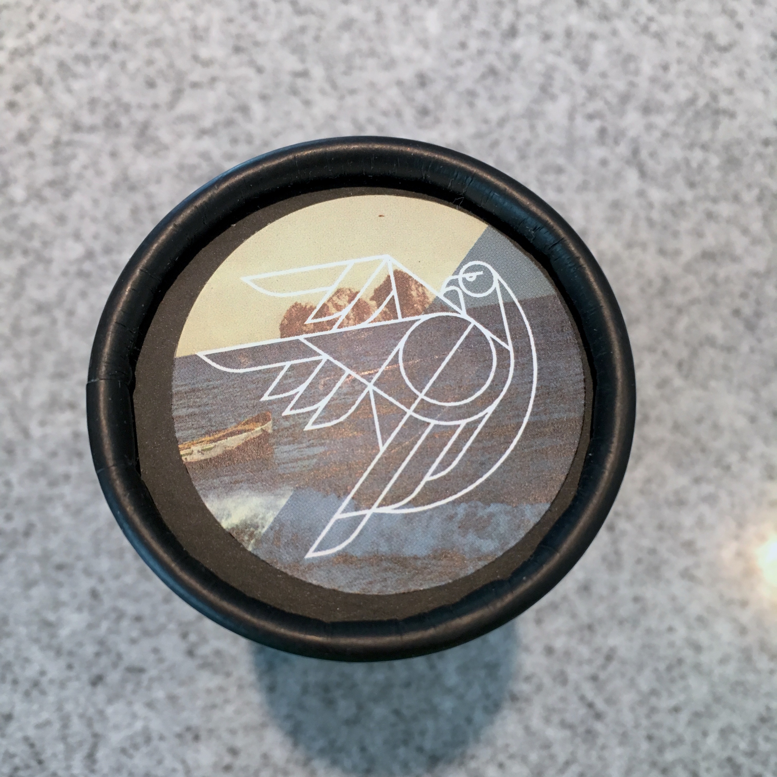 Takeflight Logo and Top Packaging