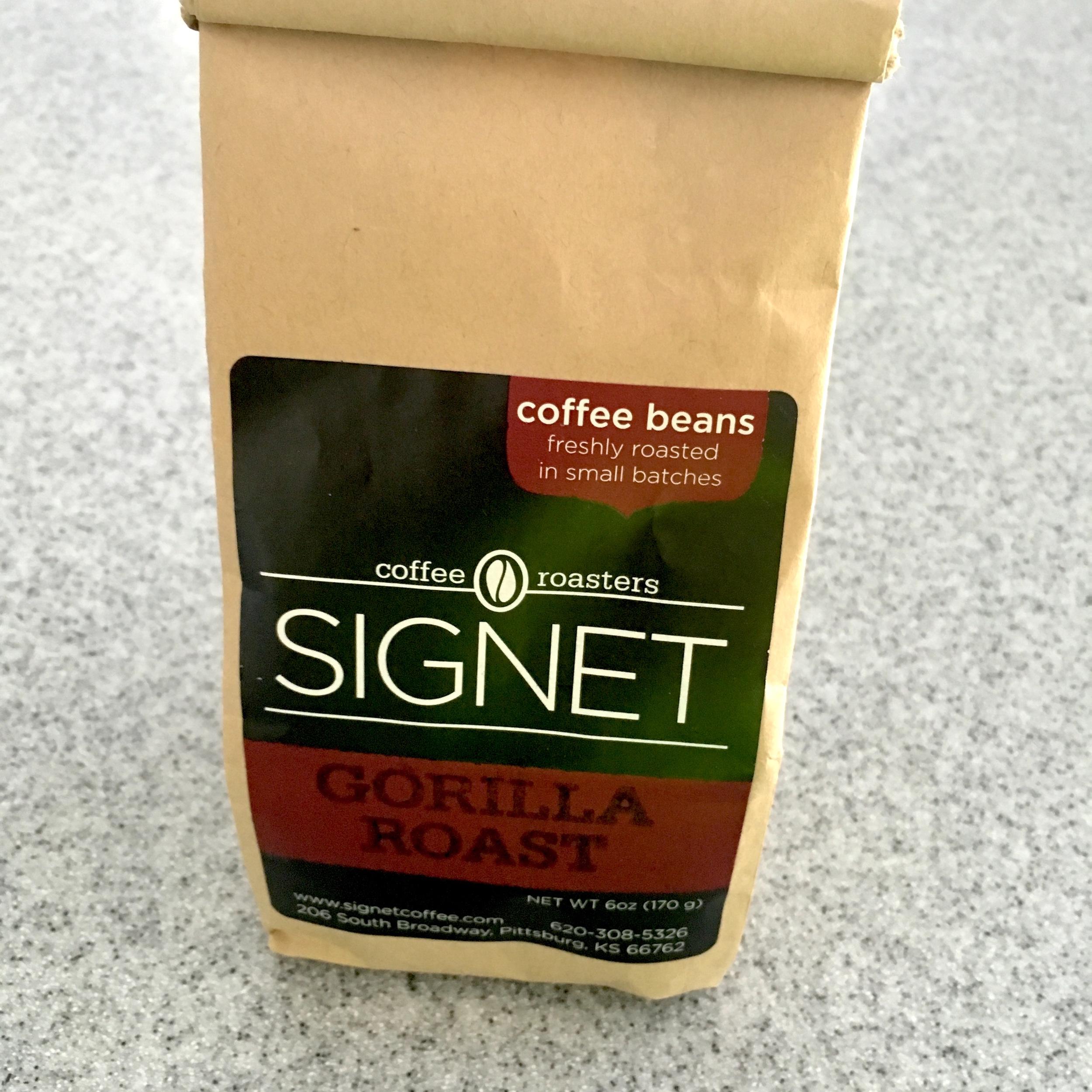 Signet Gorilla Roast Blend
