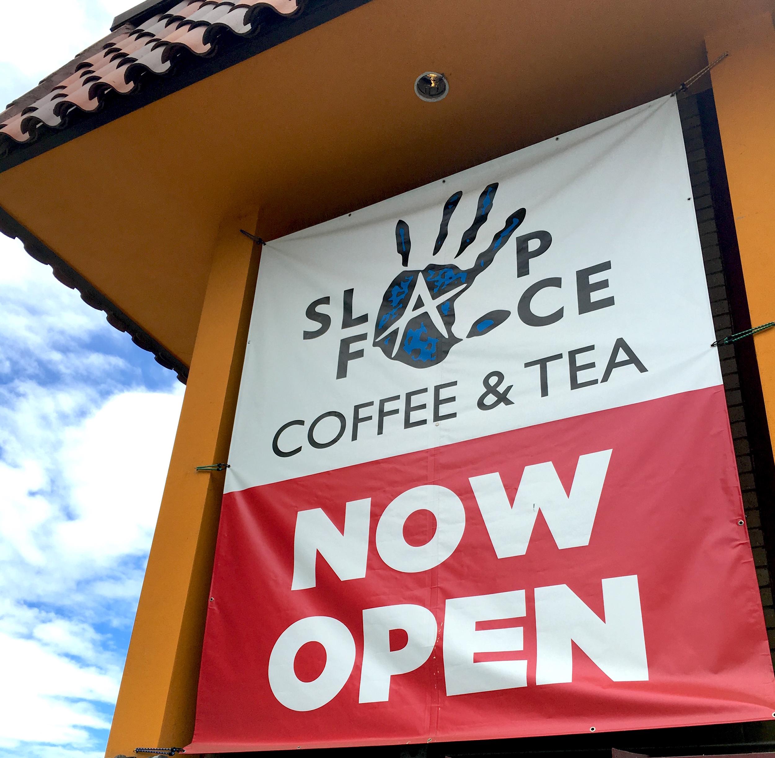 Slapface Coffee & Tea