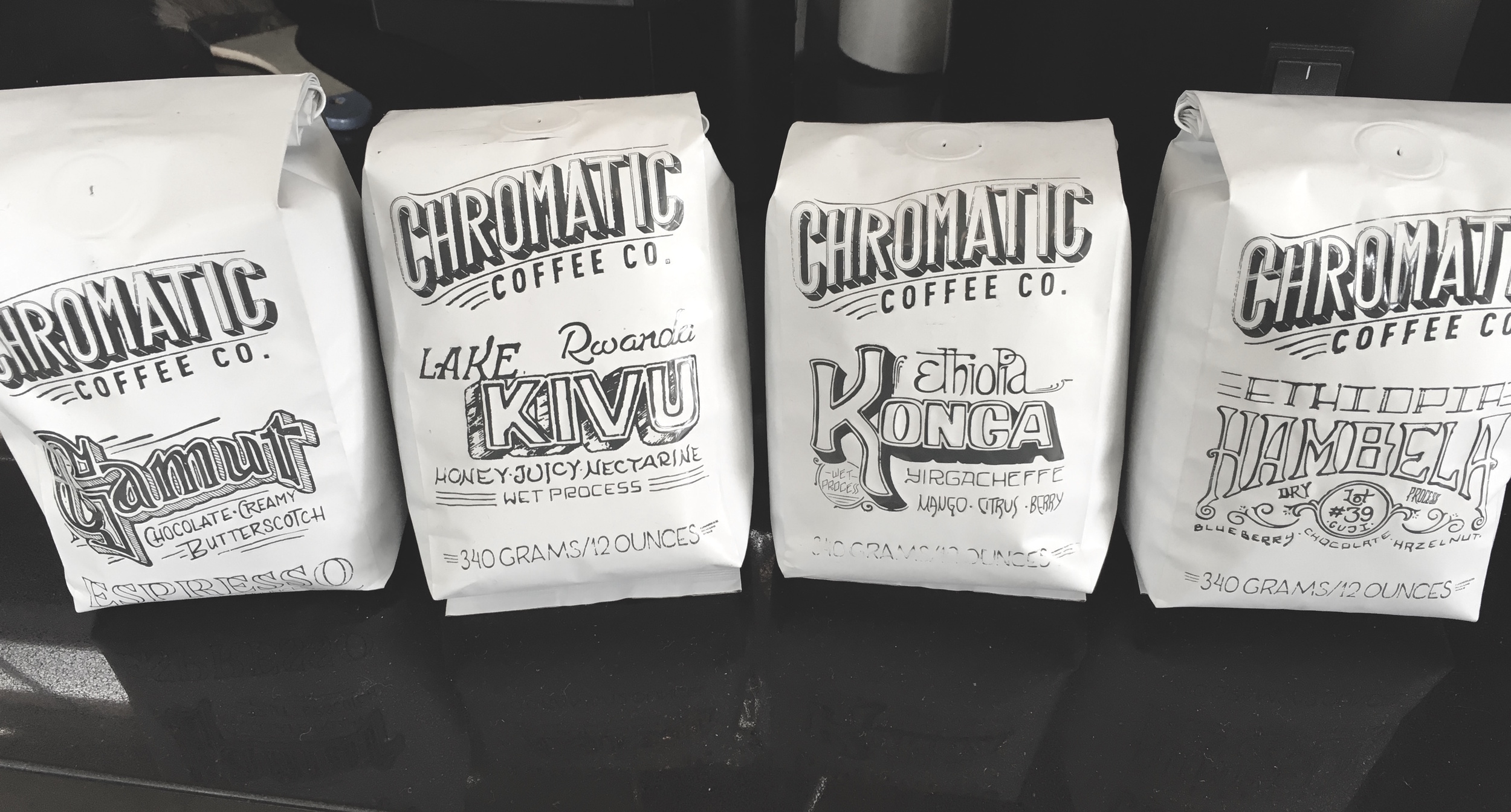 Wholesale Relationship with Chromatic Coffee