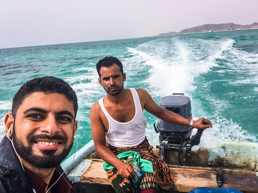Bringing Coffee Across the Red Sea; Credits: NPR
