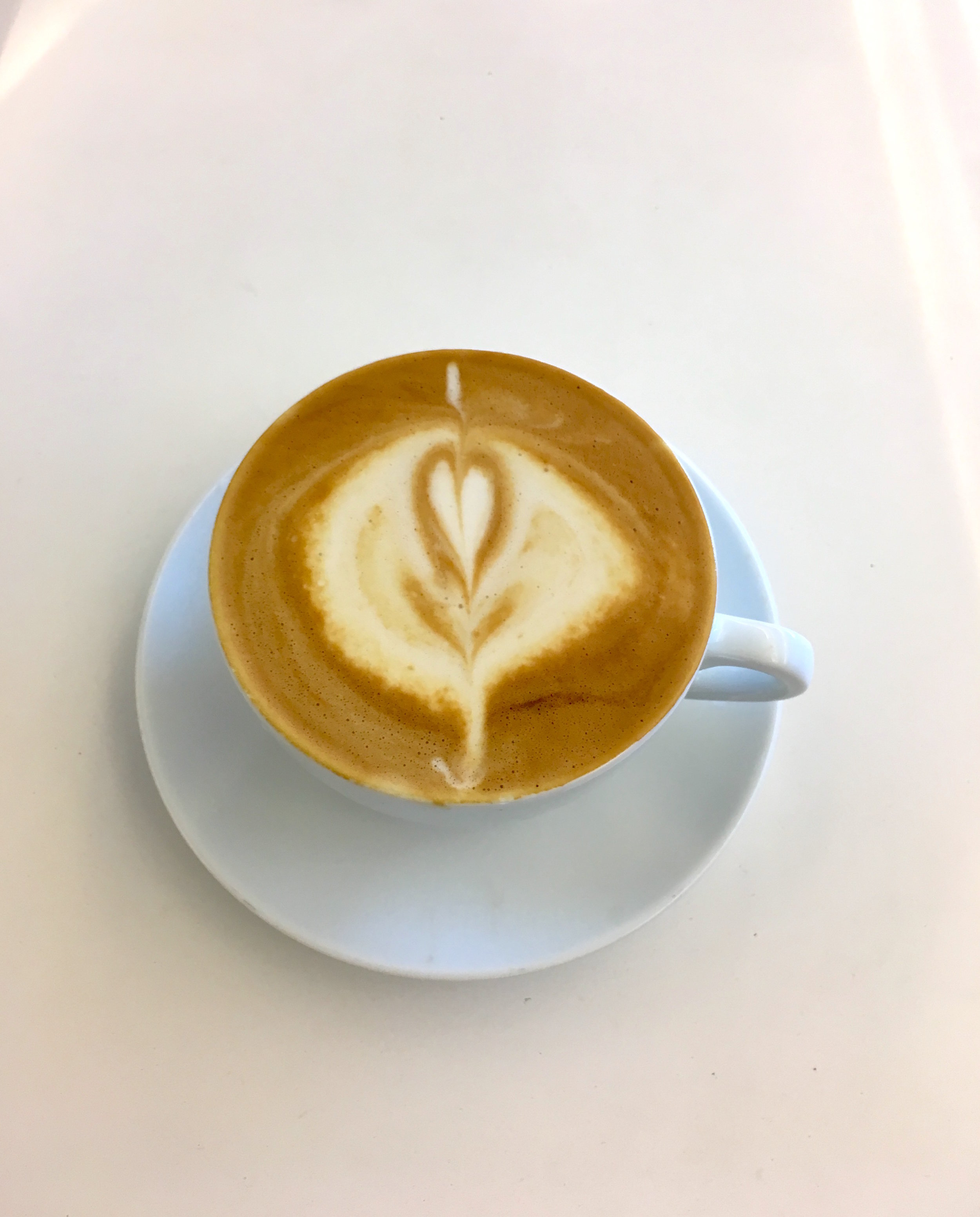 Latté Finish