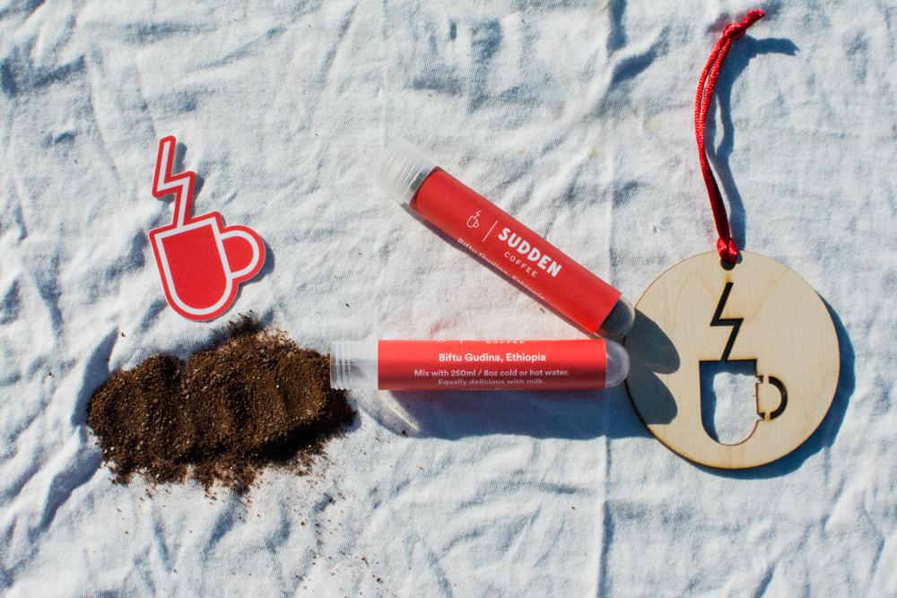 Sudden Coffee Kit Essentials in the Wild