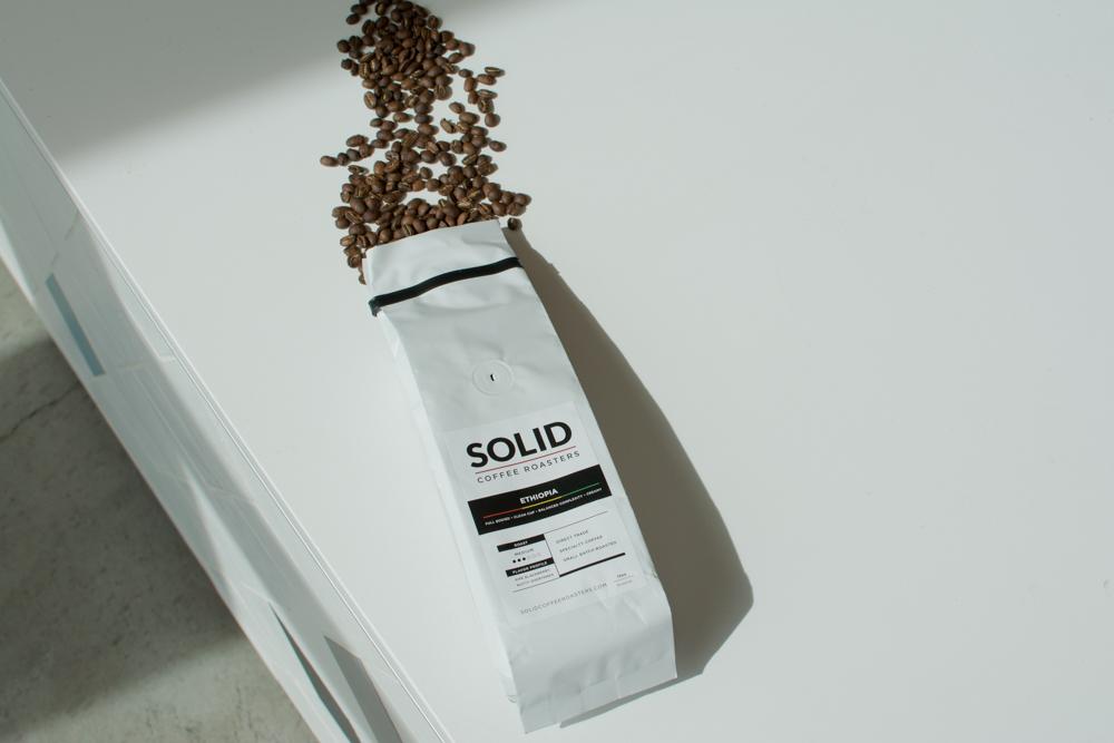 Solid Coffee Ethiopia Yirgacheffe