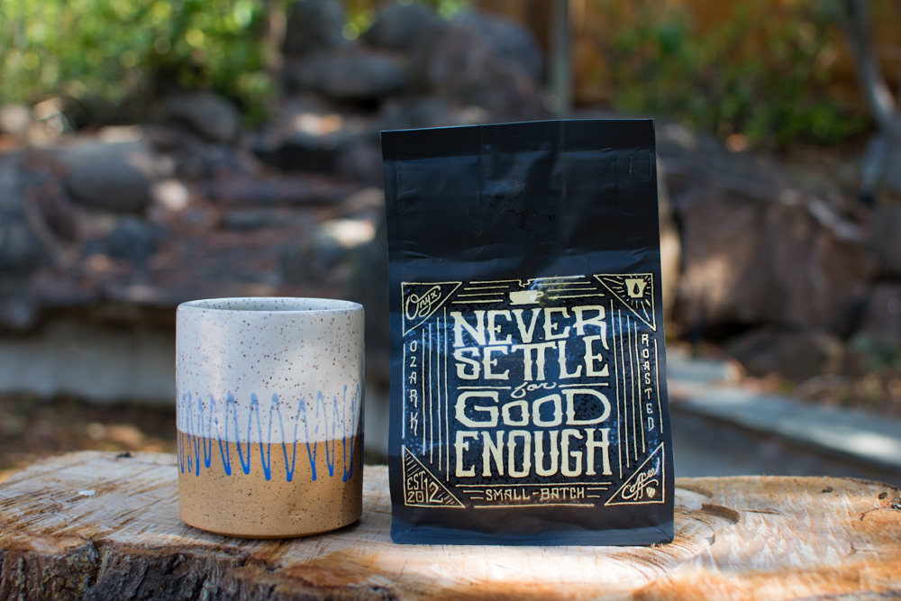"""Never Settle for Good Enough"""