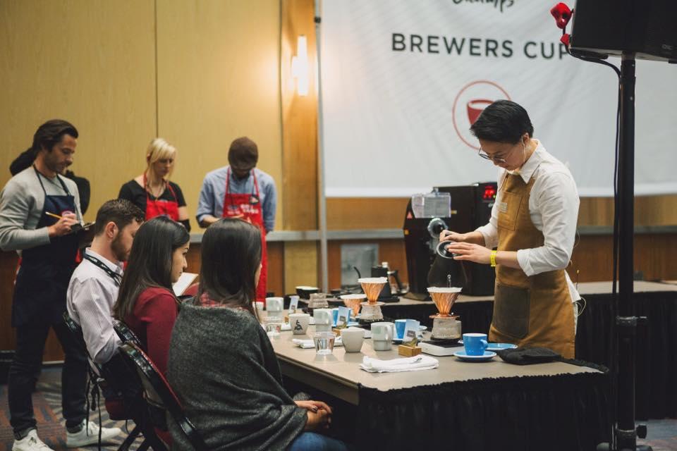 2017 Brewer's Cup Qualifiers in Reno, Nevada *Photo Credits: Cris Mendoza
