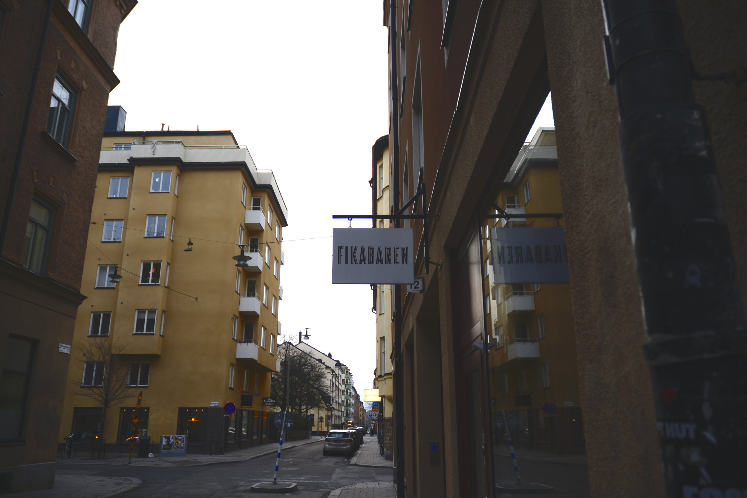 Fikabaren (Stockholm, Sweden)