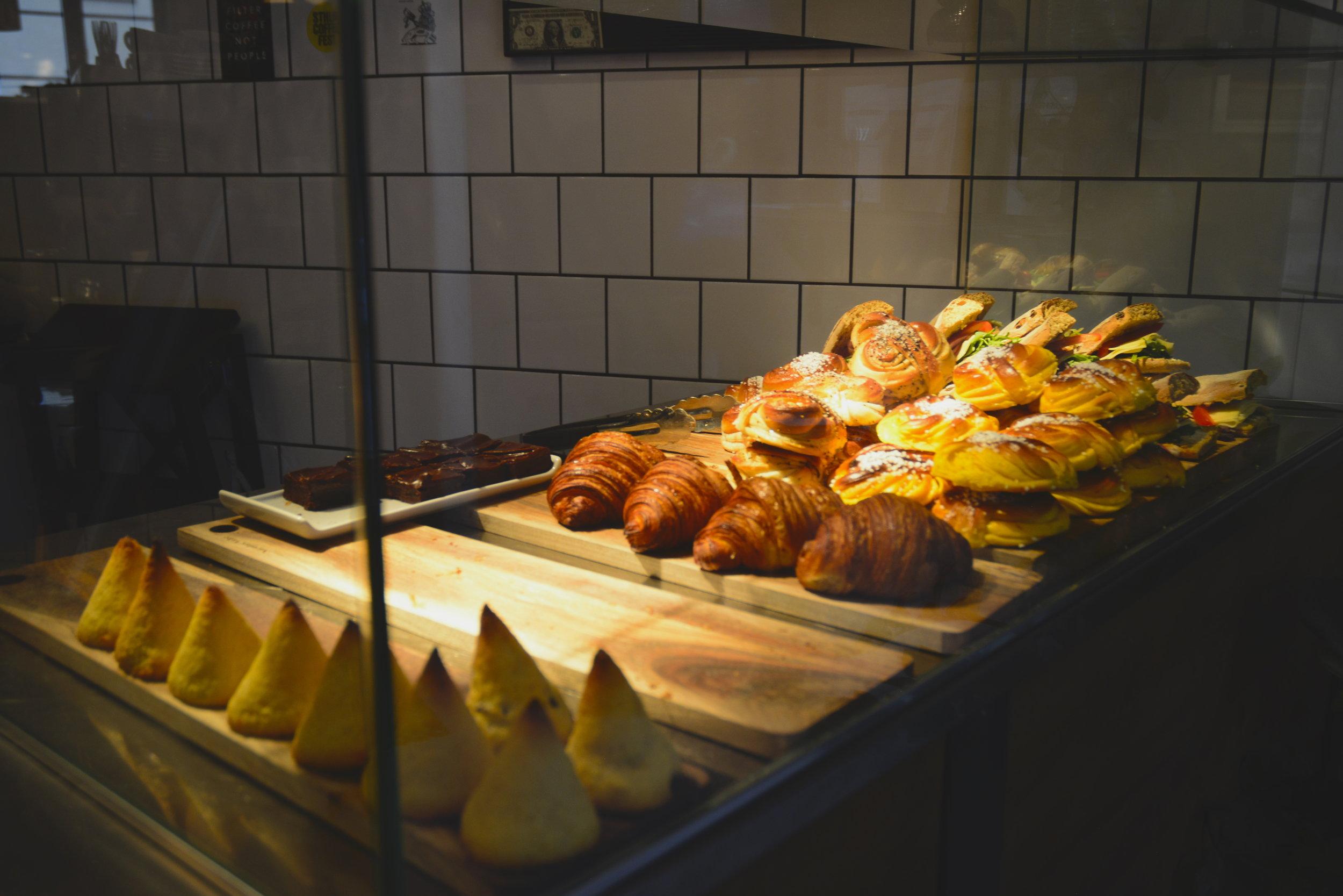 Swedish pastries like the Kanelbullar (cardamom bun) is a Swedish mainstay during fika