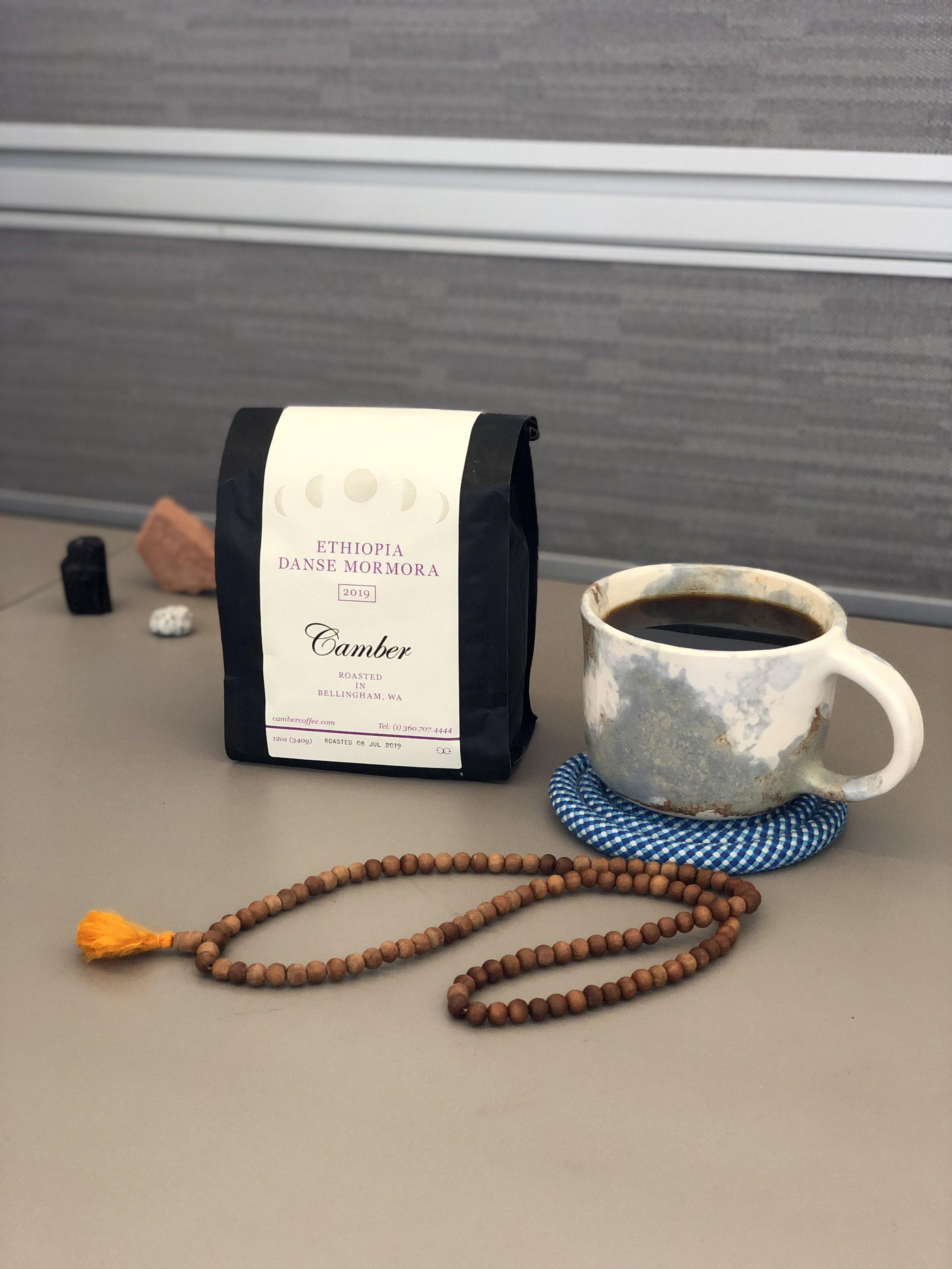 Camber Coffee's Ethiopia Danse Mormora