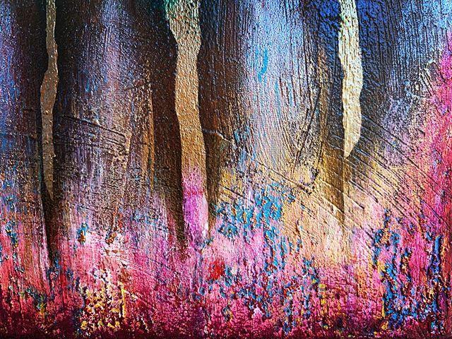 Details!  #modernartist #todaysartreport #art #acrylicpaints #copicink #abstract #landscapepainting #contemporaryart #emergingartist #doitfortheprocess #acrylicpainting #abstractors #abstractaddict #modernartists #abstractart #abstractartist #abstractexpressionism #artcurator #abstractlandscape #the100dayproject #contemporaryartcollectors