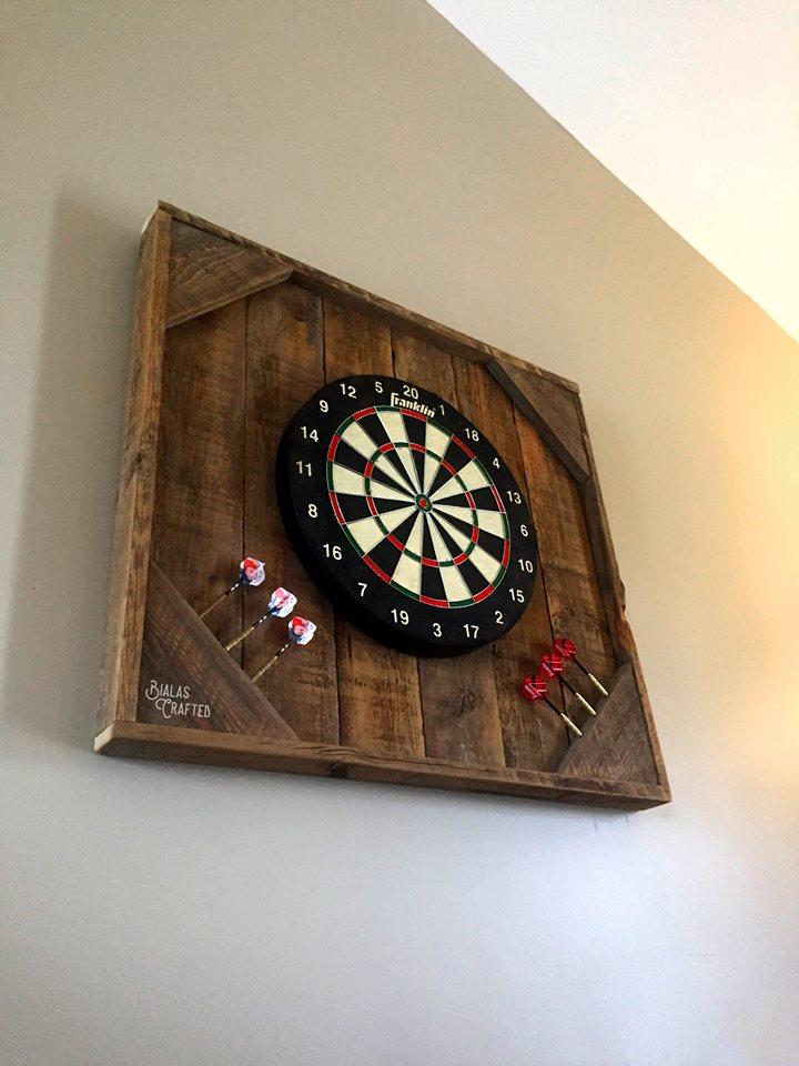 Dart Board Roughly 36x36  $90