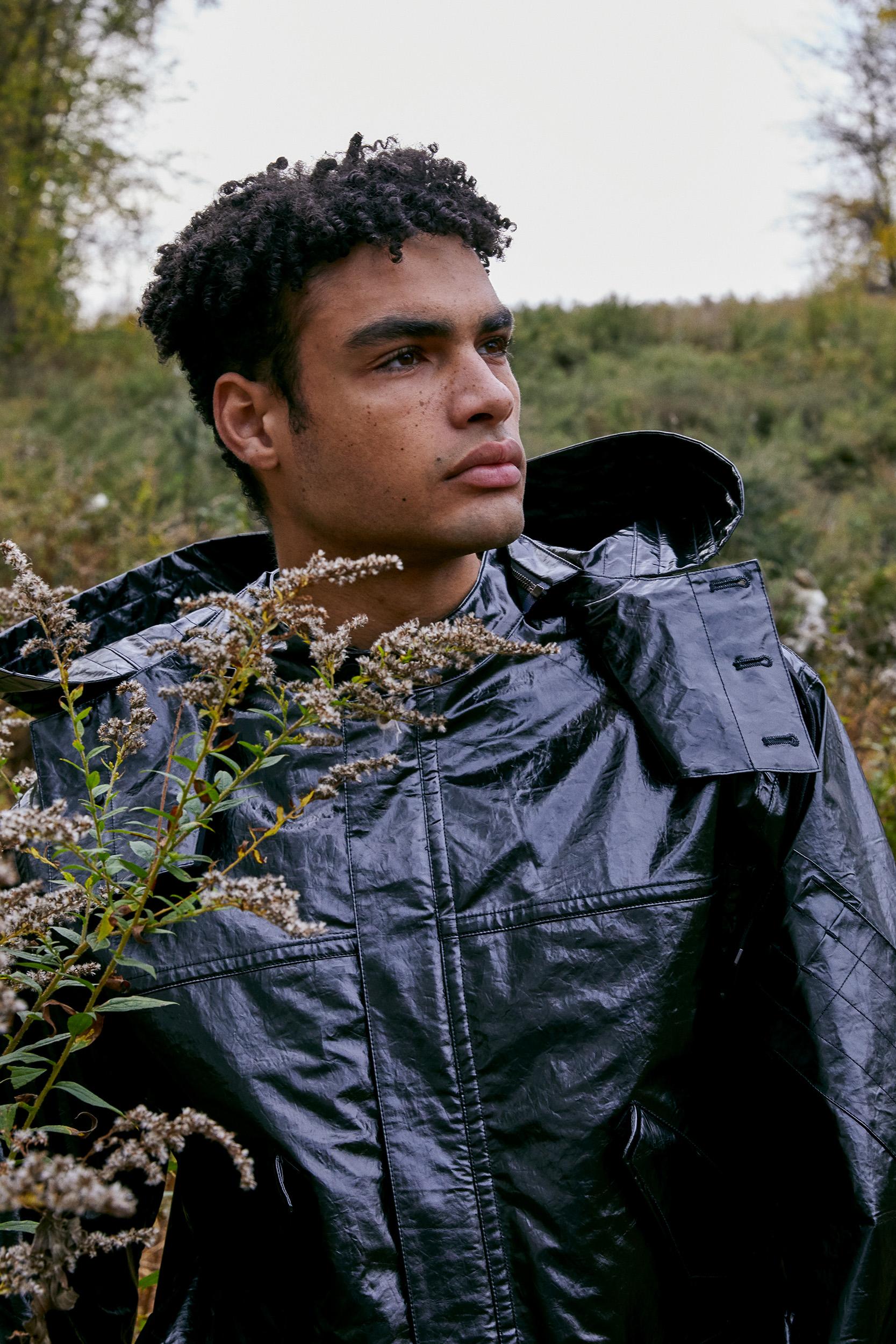 Gaël for  Lewis Magazine