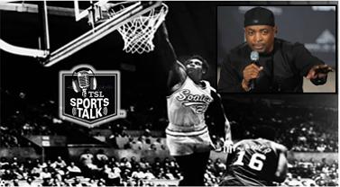 TSL Sports Talk 5/12/16- Chuck D and Spencer Haywood
