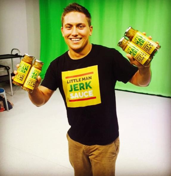 Jamie Henshall AKA The Northern Monkey. Chef &Creative Director