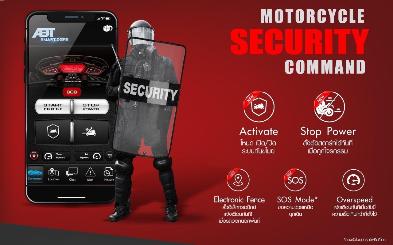 ABT SMART Z MOTORCYCLE_ABG04