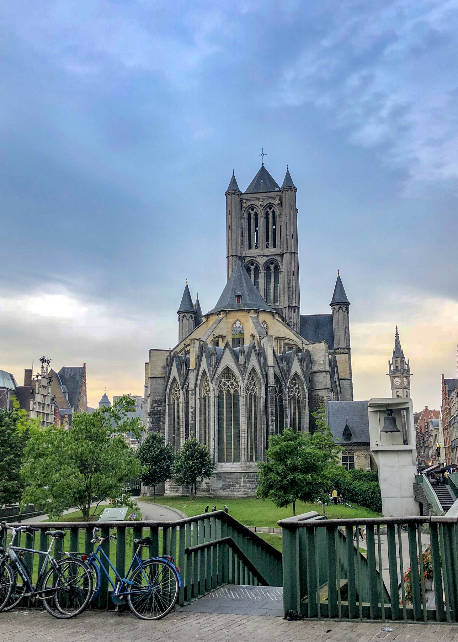 Saint Peter's Cathedral, Ghent
