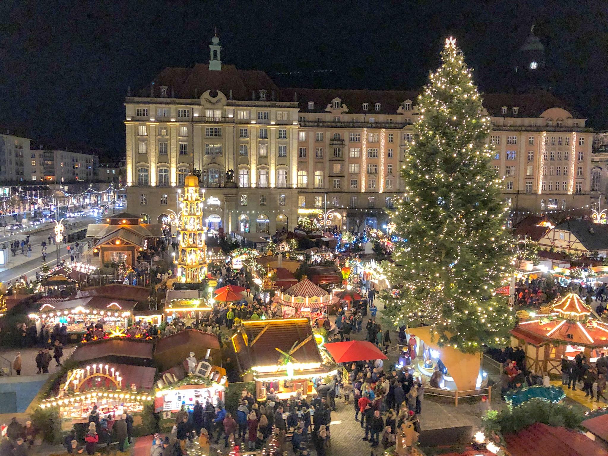 Striezelmarkt, Dresden