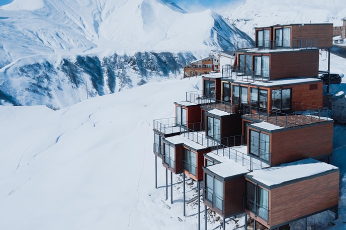 Photo Courtesy of Quadrum Yoga and Ski Resort