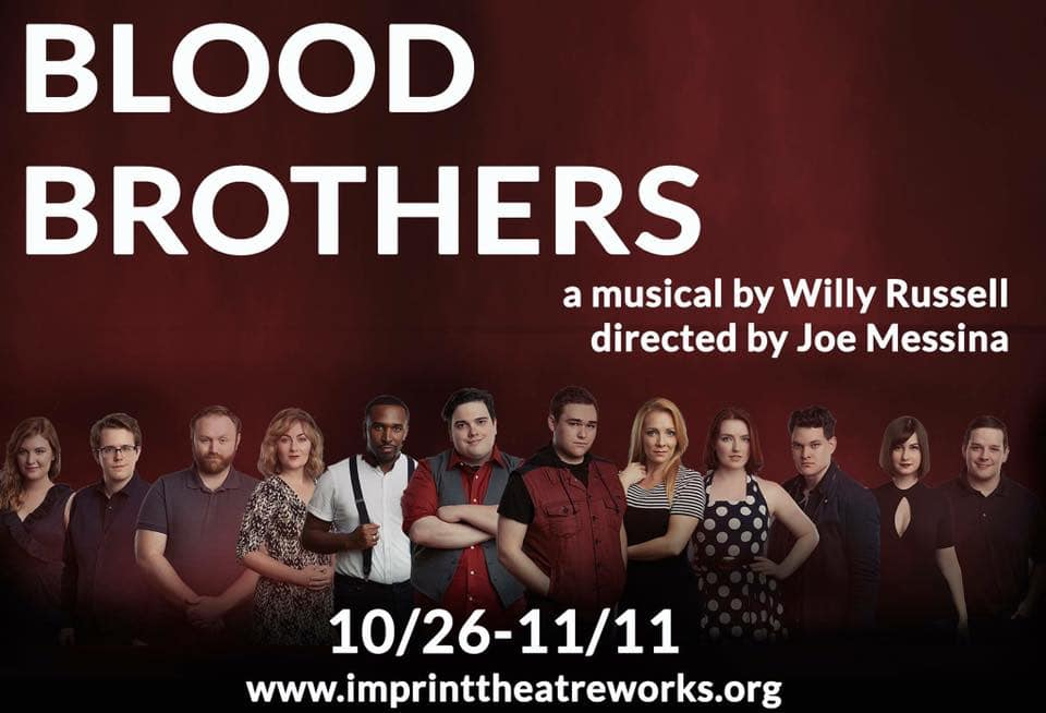 Photo courtesy of Jonathan McInnis, who played Mickey in Blood Brothers.