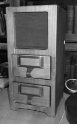 The actual Ghost Box Communicator we used with LeFevre.