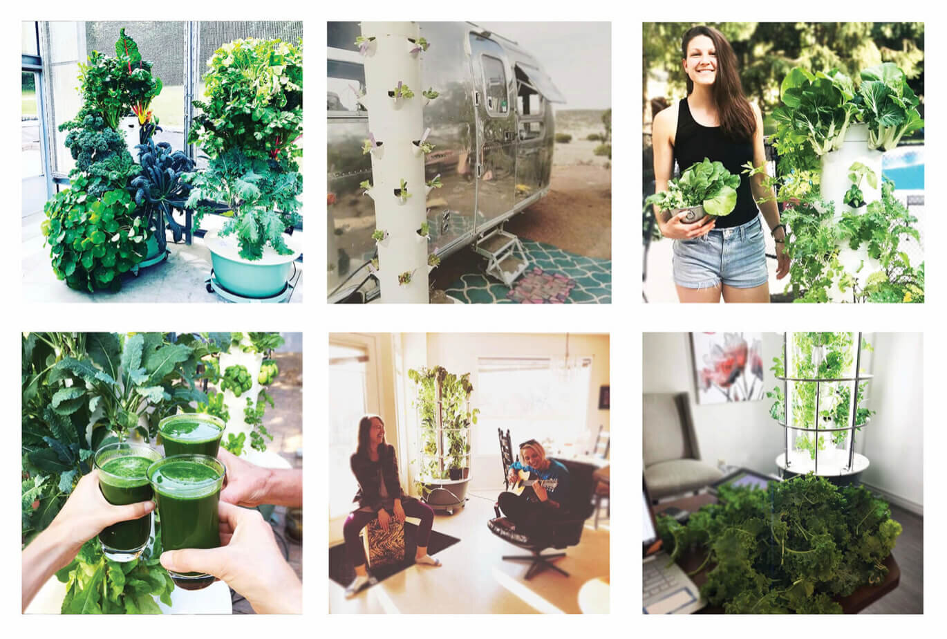 Tower Gardens by Juice Plus - Grow your own organic food anywhere!