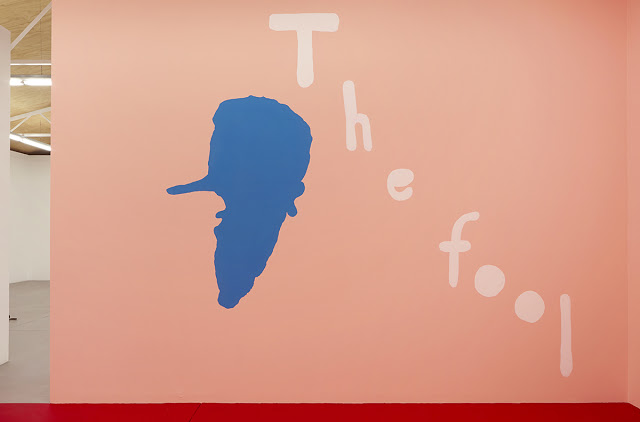 The fool faces sideways (See how they reveal), 2015