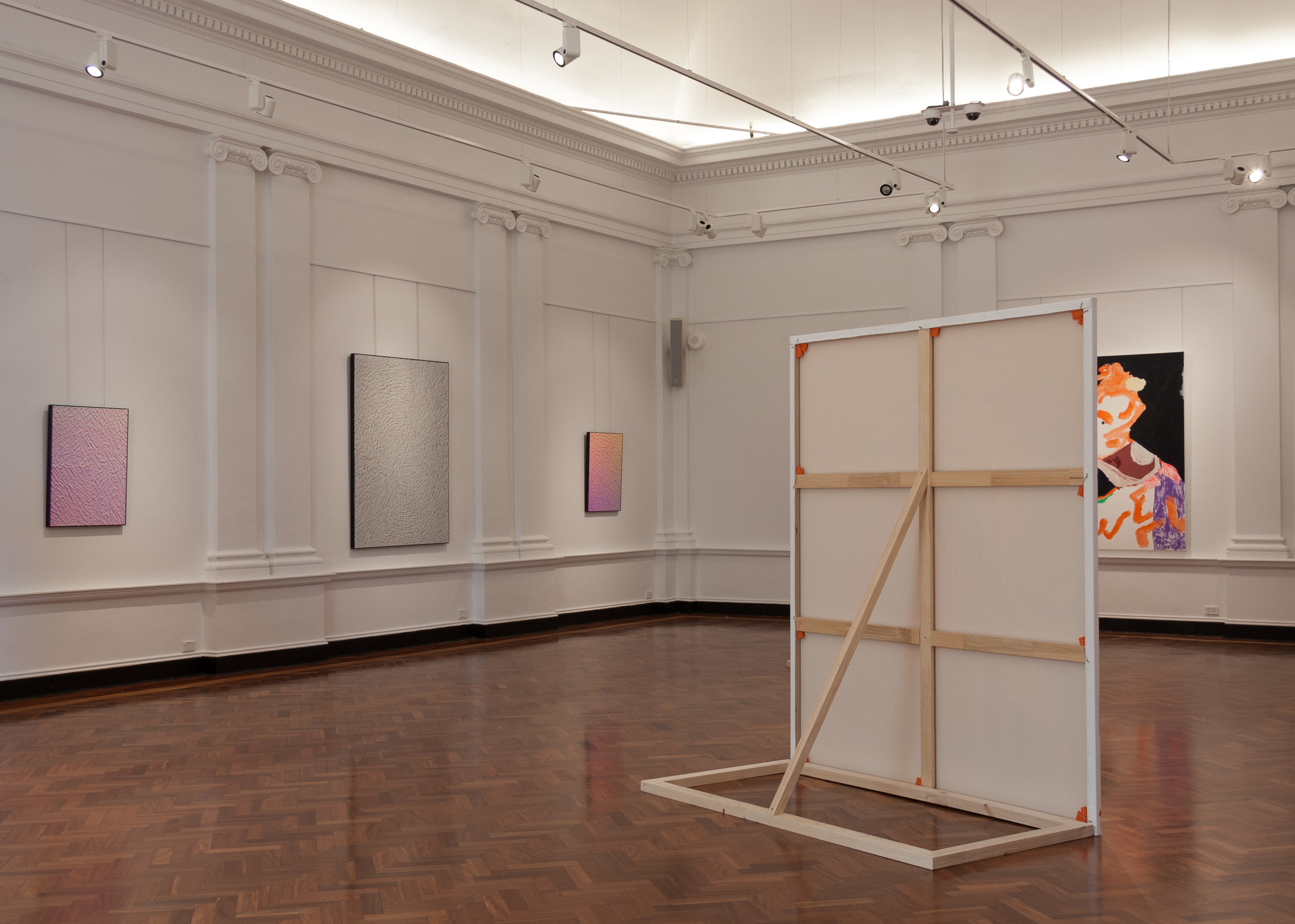 Installation view, STATION Project Space, Sydney