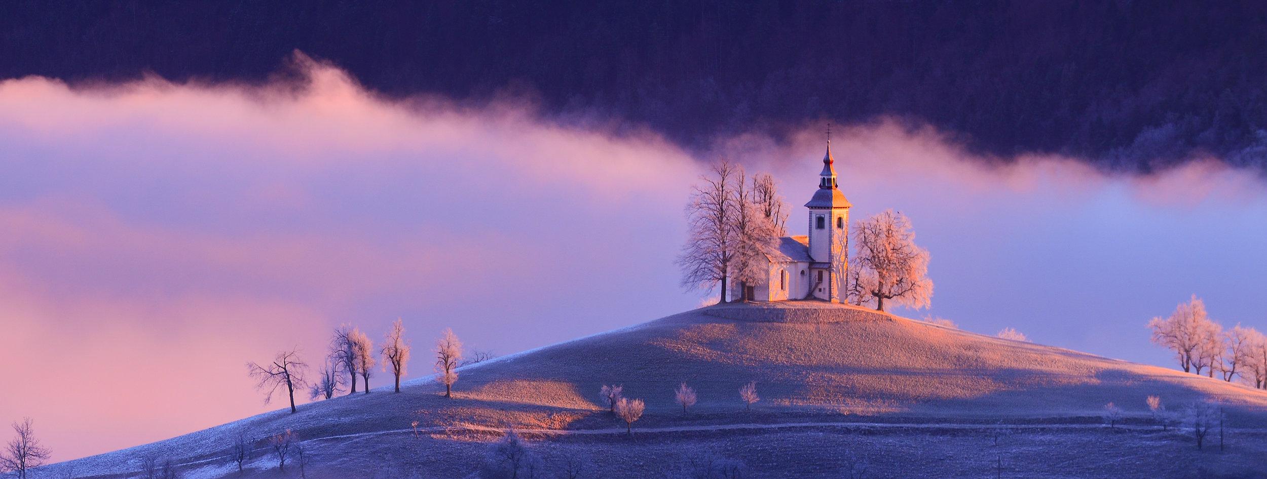 Cold Morning Rising