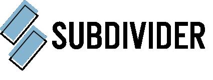 Subdivider