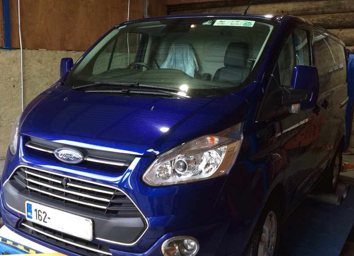 2016 FORD TRANSIT 2.0tdci euro6 engine with stock power at 170ps and 405nm. even though it is the highest spec version, we can still gain 25bhp and 50nm safely.