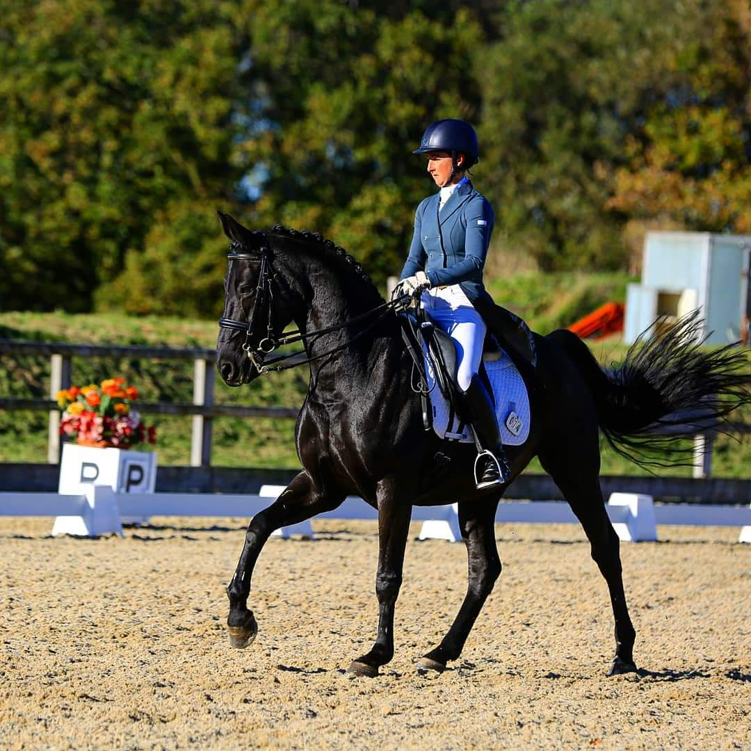 """Every session I learn new skills and new techniques that can help me with my everyday life, not just in showjumping and every session I learn to see my memories under a different light.Debbie did more than just helping me overcome my fears, she gave me back my passion."" - - Julia"