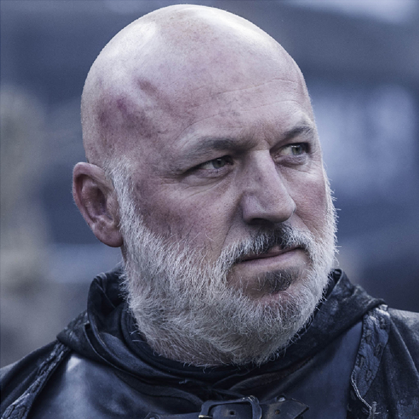 Dominic Carter - Janos Slynt, Game of Thrones