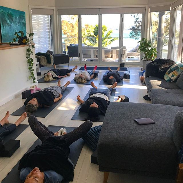 It's ok to hit the pause button... remember to breathe.. 🙏 . . Taken from a beautiful session I taught at @thegreenhouseretreats . #love #yoga #heath #happiness #lifestyle #thisisthecentralcoast