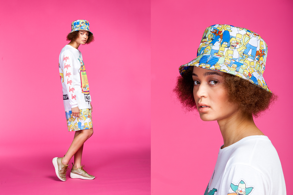 Hype x The Simpsons x Topman