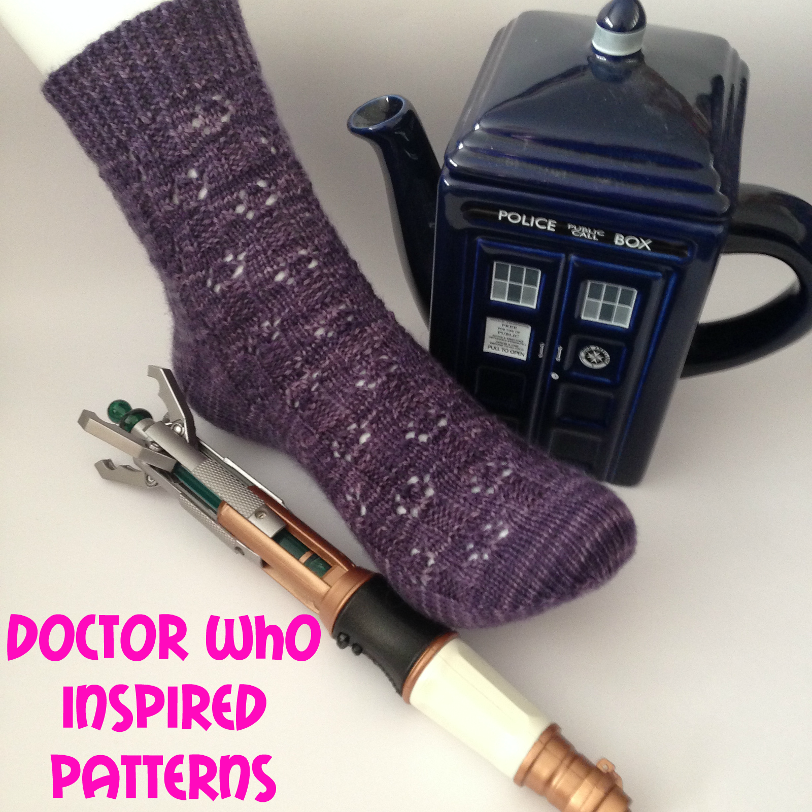 Doctor Who Inspired Patterns