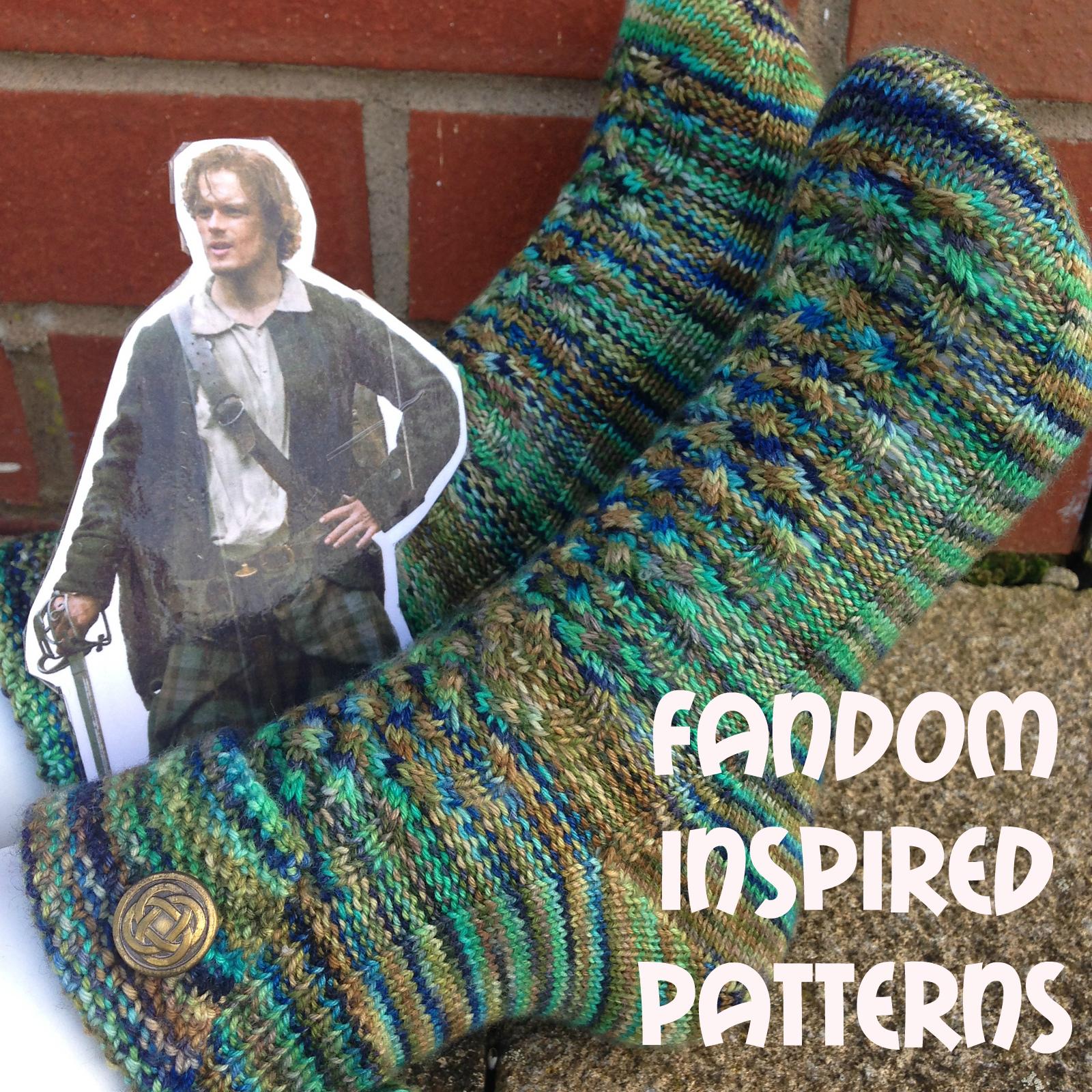 Fandom Inspired Patterns